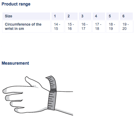 ManuTrain Wrist Brace